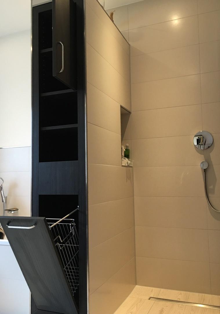 Duschabtrennung trockenbau  ConBeck - Möbelfertigung