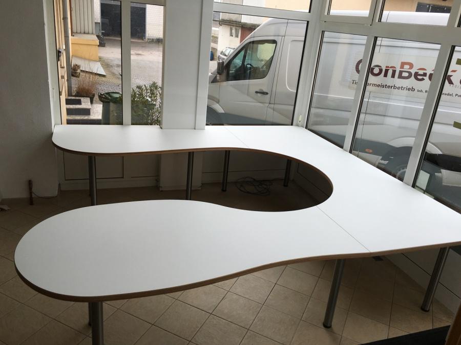 Schreibtisch extravagant  ConBeck - Möbelfertigung
